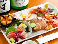 ◆先付 ◆お造り ◆煮物 ◆焼き物 ◆揚げ物 ◆酢の物 ◆お食事