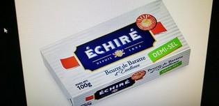 フランスの伝統食材「エシレバター」と「ゲランドの塩」