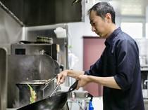 オーナー兼料理人は中華一筋。本格北京料理を提供しています