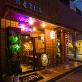 山形の中心地である七日町の外れに、ひっそりと佇む隠れ家的な店
