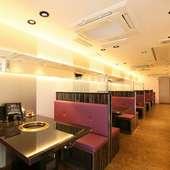牛一頭から数kgしかとれない希少部位も、手頃な価格で提供