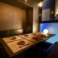 梅田駅徒歩2分! 夜景の見えるお席から少人数宴会・会社宴会など様々なシーンのお席をご用意。