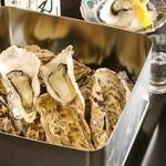 新名物プリプリ食感『牡蠣のかんかん焼き』