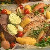 旨味を増した熟成肉をがっつり味わう『熟成肉ステーキ』