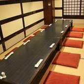 各種ご宴会などに、3階に個室座敷ございます