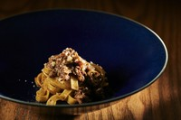 和牛の旨みが口に広がる〆料理『ボロネーゼ』