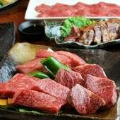 ≪お肉の厚さ選べます≫好みに合わせた自分だけの贅沢焼肉