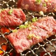 新型コロナウイルスの影響を受けて「menu」への掲載をはじめました。 「焼肉弁当」をはじめ変わり種の「タンのハンバーグ」など大変好評いただいております。 是非ご賞味ください。