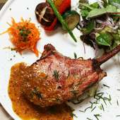 Rib Bone Pork Steak Set 300g