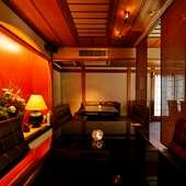 """赤坂のお寺の境内に静かに佇む""""一軒家レストラン"""""""
