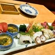 穏やかな瀬戸内海に面した広島県。そのため、天然ものの海の幸をふんだんに楽しむことができます。広島ならではの鮮魚を堪能しましょう。