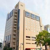 的場町電停より徒歩5分 「ホテルセンチュリー21広島」
