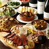 熟成肉食べ比べ!熟成牛ランイチ、サーロイン、ウチモモを豪快に盛合せ。肉の極みを存分にご堪能ください。
