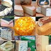 ワンコインでいただける世界のプレミアムなチーズ