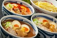 つけ麺(濃厚だし・麻辣・黒マー油)