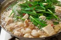 もつ鍋(醤油・味噌)