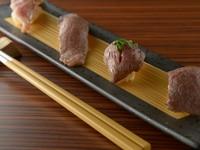炙り寿司豪華4種盛
