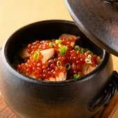季節の土鍋ご飯