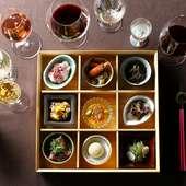 "<Dinner>Menu ""Journey"" ~旅~ 全7品"