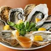 大粒生牡蠣