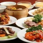 本格香港飲茶点心2時間食べ放題&ソフトドリンク飲み放題  (友人知人・ママ会・女子会・家族食事)