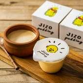 なめらかさにこだわったオリジナルプリン『JIZO pudding』