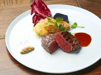 赤身肉のおいしさを堪能できる『赤城牛ステーキ&フリット』
