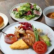 食材は産地によって違った特徴があると語る料理人。地元食材の良さを活かした、最適な調理法で素材の持ち味を引き立たせるといいます。群馬ならではの味覚に舌鼓を打つことができそうです。