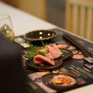 1組限定の完全個室貸し切り対応となっておりますので、安心してお食事や会食を楽しんで頂けます。