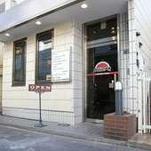 東小金井駅から徒歩5分、住宅街にひっそりと佇む