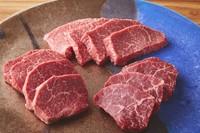 厳選赤身肉の盛り合わせ 3~4人前