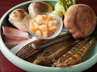 四季の移ろいを食で感じさせてくれる、その時々の「旬食材」