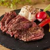 牛ハラミステーキ