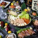 当店こだわりのちゃんこ鍋が味わえるリーズナブルな宴会コースです!