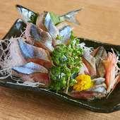 本日のおすすめ鮮魚