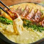 メイン料理(餃子タッカルビ/もつ鍋/火山鍋)が選べる贅沢な宴会コース。クーポン利用で4000円。