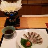 【夏季限定】鱧料理