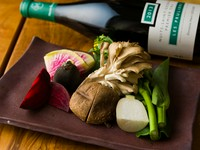 焼肉だけじゃない!海鮮好きの方にもご満足いただけるよう海鮮もご用意しております。