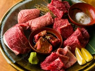 イタリアンの手法を使った網焼きで提供『赤海老』