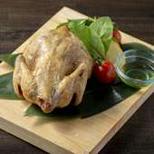 大山鶏 丸鶏から揚げ(1羽)