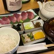 丁寧に仕込み、調理した本格和食を日替わりでお楽しみ頂けます。