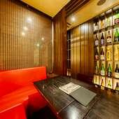 グラス一杯からOK!奈良の地酒を豊富にラインナップ