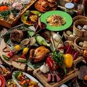 ザ・ニューホテル熊本のメインダイニング