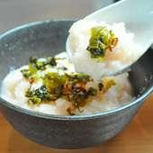 老舗かねふくの明太子を贅沢に使用した「明太もつ鍋」