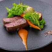 知る人ぞ知る「サカエヤ」が手掛けた熟成肉を使用『経産牛の熟成肉』