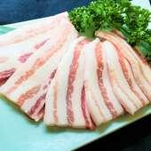 山形県産米沢豚 サムギョプサル