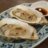 ブランド牡蠣 新昌の浜焼き仕立て(5個)
