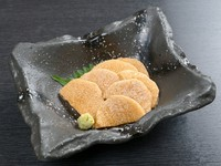 メニューを眺めて決める、ファーストコンタクトの一品『山芋のたまり醤油漬け』