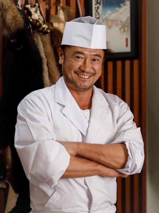 吉田 龍作 氏