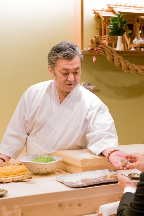 松田 基 氏